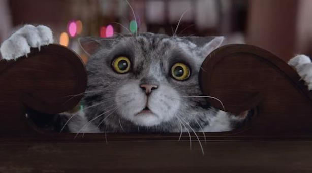 From #ManOnTheMoon to Mog the Cat: 10 most watched Christmas 2015 campaigns so far