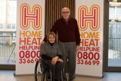 Helpline: Home Heat