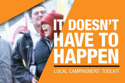 Knife crime: new phase of campaign launch