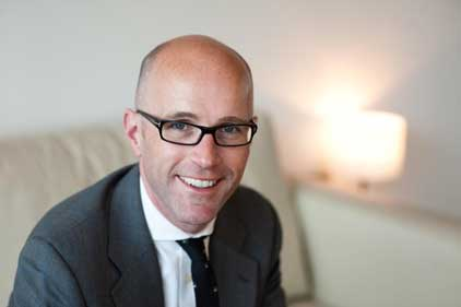 James Murray: joins F-H from RBS Insurance