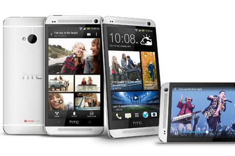 Flagship brand: HTC One