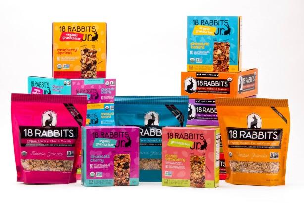 Granola brand 18 Rabbits taps Formula as first PR agency