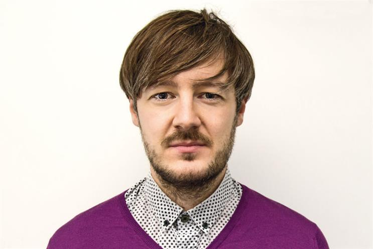Andy Shaw: account director at Kindred