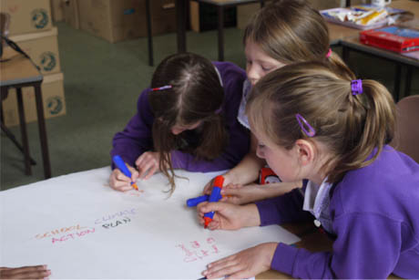 Climate Week brief: Engaging schools, businesses and organisations