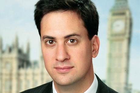 Party leader: Ed Milliband