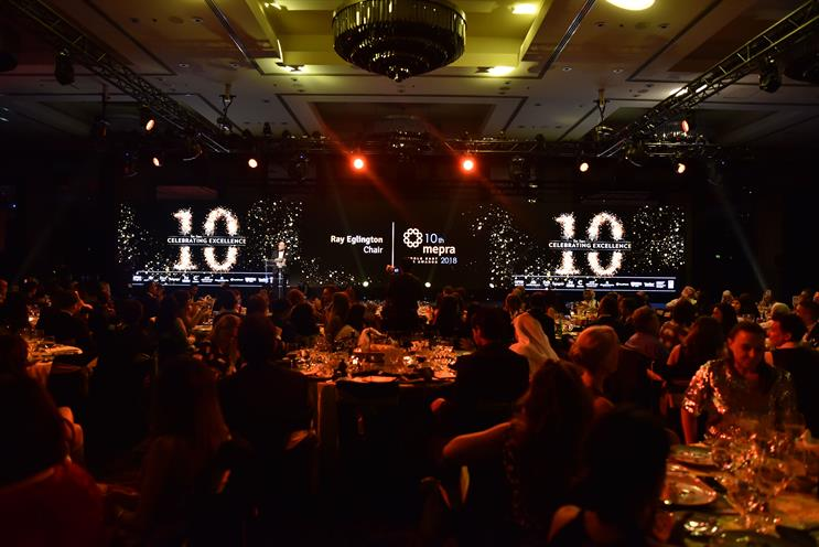 Last year's MEPRA awards saw Weber Shandwick and Hill+Knowlton Strategies scoop several gongs.