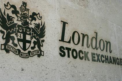 Flotation announcement: London Stock Exchange