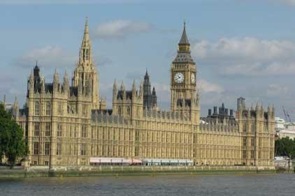 Westminster: lobbying under the spotlight