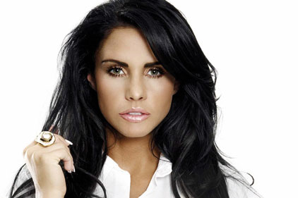 Early jungle departure: Katie Price