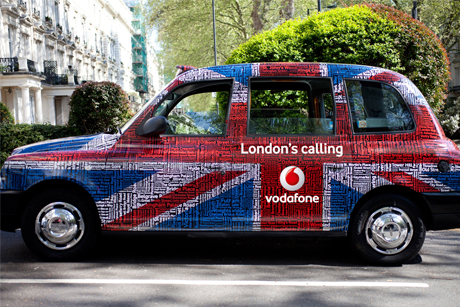 Innovation: Vodafone is one of the big brands based in Tech City