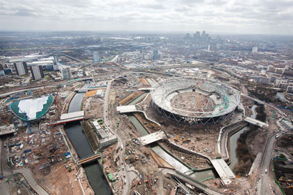 After 2012: tech firms investing in east London