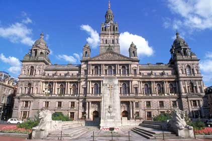 Public view: Councils like Glasgow were assessed in the survey