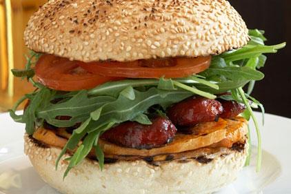 Account win: Gourmet Burger Kitchen
