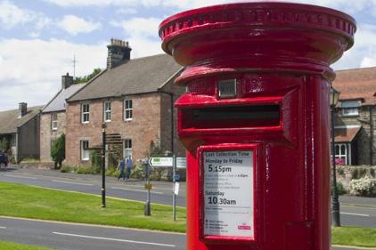 Shane O'Riordain appointed: Royal Mail