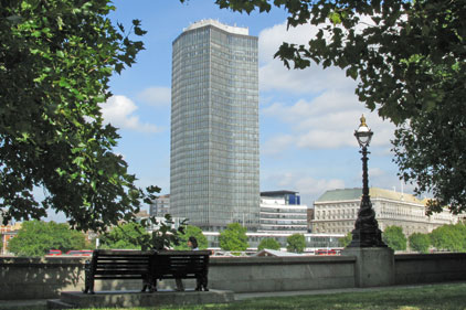 Tory headquarters: Millbank Tower