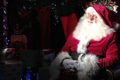 'Tweets from Santa': O2 campaign