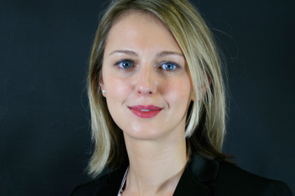 Newly appointed: Dafina Grapci-Penney