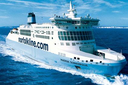 Ferry operator: Norfolkline