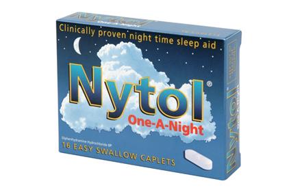New PR support: Nytol