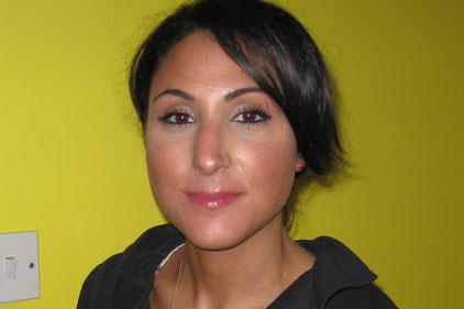 Beauty and health shop launch: Kate Zadah