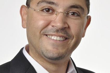 Newly appointed: Mo Elnadi