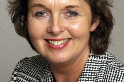 Sue Meeson: Monitor public affairs and comms director