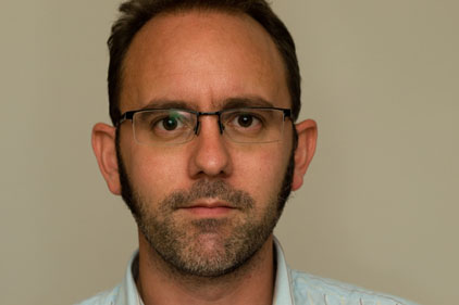 Newly appointed: Simon Byron