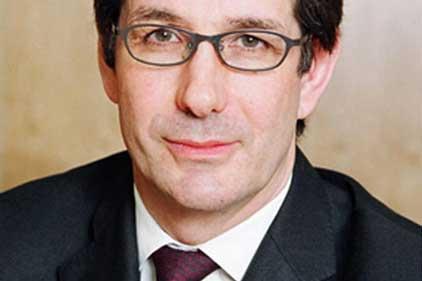 Chris Fox: to step down as CEO