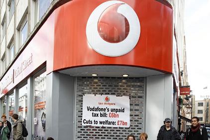 Reputation survey: Vodafone - Public split on tax claim