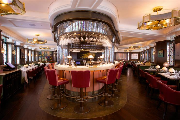 Hot spot: The Ivy review