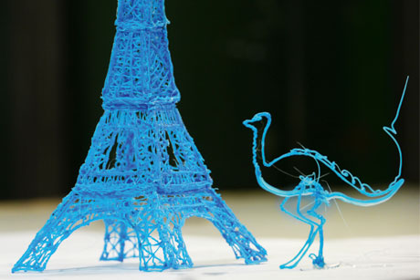 Technology: 3Doodler with Dynamo