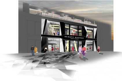 Harvey Nichols: A new store in Liverpool