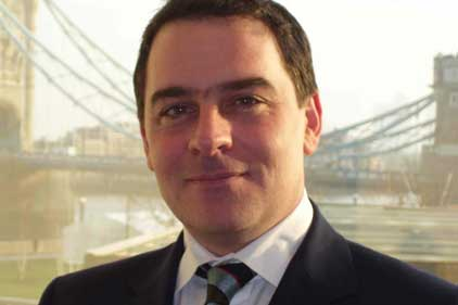 James Clark: from MoD to Cardew Group