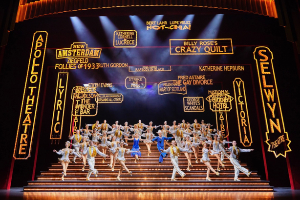 West End show 42nd Street: a Story House founding client