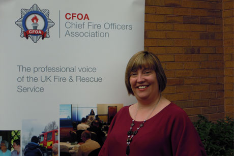 CFOA head of comms: Sarah Smith