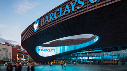 Game on at Brooklyn's Barclays Center