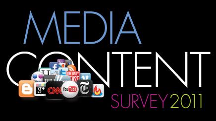 Media Survey 2011: Multiple sources