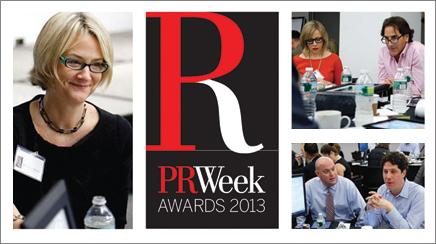PRWeek Awards Finalists 2013