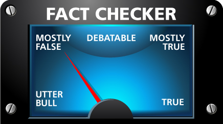 Fact-checkers force campaigns to keep messages on point