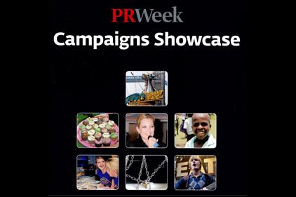 Campaigns Showcase