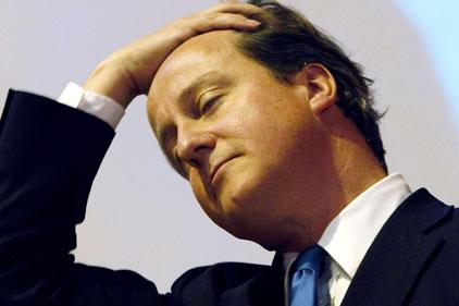 David Cameron: attacked over News International links