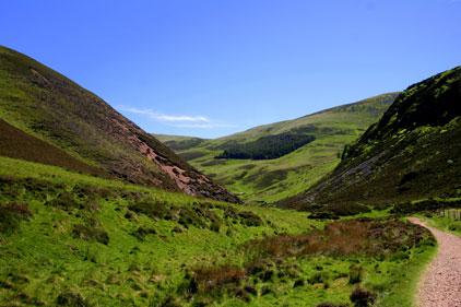 Awareness drive: Scottish Natural Heritage