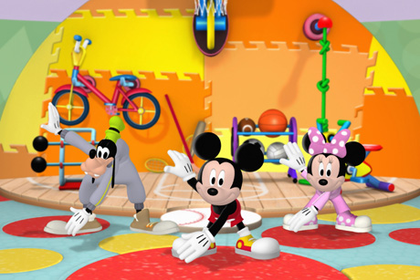 Disney tells a magical story