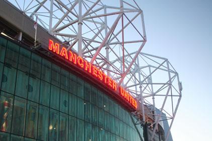 Social media use: Manchester Utd