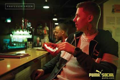 Professor Green: Puma Social ambassador