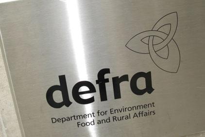 Waste management: Defra