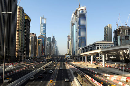 Dubai: down but not out?