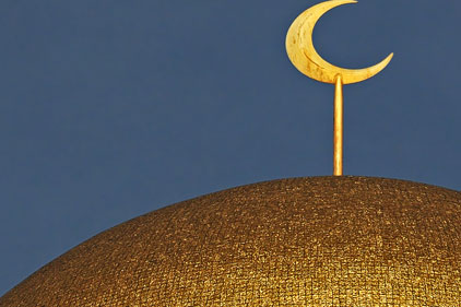 Muslims: targeted by Charity Commission