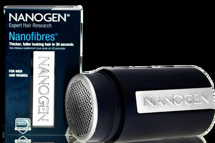 Nanogen: hair loss products