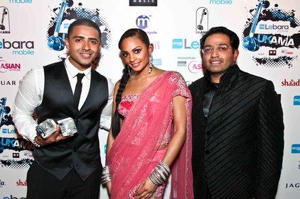 Awards: Jay Sean, Alesha Dixon and CEO of Lebara Yoganathan Ratheesan